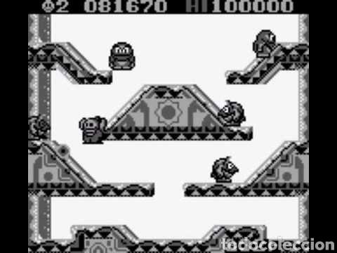Videojuegos y Consolas: Cartucho original Nintendo GameBoy SNOW BROS. Año 1990 - Foto 14 - 208842082