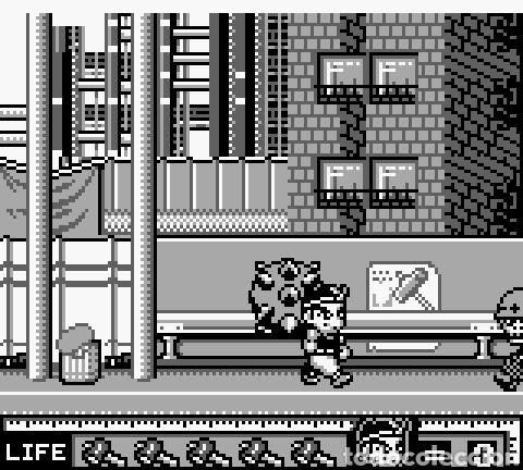 Videojuegos y Consolas: Lote Cartuchos original Nintendo GameBoy 2 X HAMMERIN HARRY. Año 1992 - Foto 2 - 208844665