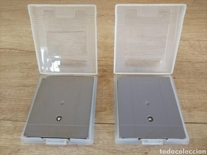 Videojuegos y Consolas: Lote Cartuchos original Nintendo GameBoy 2 X HAMMERIN HARRY. Año 1992 - Foto 4 - 208844665