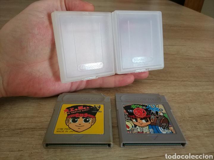 Videojuegos y Consolas: Lote Cartuchos original Nintendo GameBoy 2 X HAMMERIN HARRY. Año 1992 - Foto 12 - 208844665