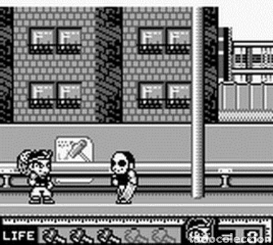Videojuegos y Consolas: Lote Cartuchos original Nintendo GameBoy 2 X HAMMERIN HARRY. Año 1992 - Foto 13 - 208844665