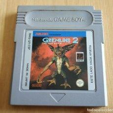 Videojuegos y Consolas: JUEGO GAME BOY CLASSIC GREMLINS 2 FUNCIONANDO. Lote 209599786