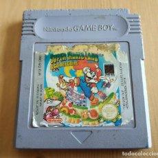 Videojuegos y Consolas: JUEGO GAME BOY CLASSIC SUPER MARIO LAND 2 6 GOLDEN COINS FUNCIONANDO. Lote 209599957