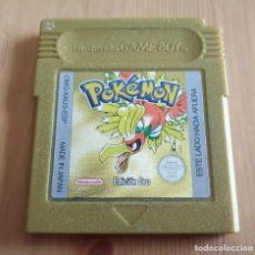 Videojuegos y Consolas: JUEGO GAME BOY CLASSIC POKEMON ORO FUNCIONANDO. Lote 209600808