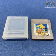 Videojuegos y Consolas: VIDEOJUEGO - NINTENDO GAME BOY - DONKEY KONG. Lote 210007092