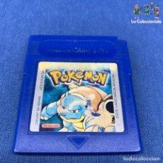 Jeux Vidéo et Consoles: VIDEOJUEGO - NINTENDO GAME BOY - POKÉMON AZUL. Lote 210022233