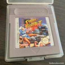 Videojuegos y Consolas: JUEGO PARA LA CONSOLA NINTENDO GAME BOY GAMEBOY STREET FIGHTER II. Lote 210464850