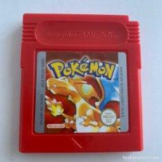Jeux Vidéo et Consoles: JUEGO PARA LA CONSOLA NINTENDO GAME BOY GAMEBOY ROJO POKEMON ROJO. Lote 210466238