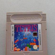 Videojuegos y Consolas: JUEGO NINTENDO GAMEBOY TETRIS SOLO CARTUCHO PAL R11170. Lote 210639884
