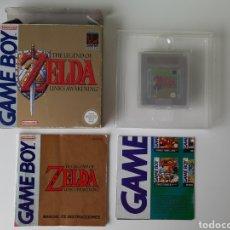 Videojuegos y Consolas: ZELDA LINK'S AWAKENING NINTENDO GAMEBOY GAME BOY. Lote 210710817