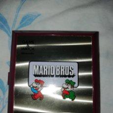 Videojuegos y Consolas: MARIO BROS NINTENDO MULTI SCREEN GAME& WATCH. Lote 210723505