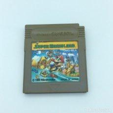 Videojuegos y Consolas: JUEGO NINTENDO GAME BOY SUPER MARIO LAND VERSION JAPONESA ORIGINAL GAMEBOY DMG-MLA. Lote 210752525