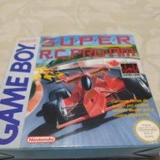 Videojuegos y Consolas: SUPER RC PRO-AM GAME BOY NINTENDO SOLO CAJA Y MANUAL DE INSTRUCCIONES. Lote 210761316