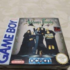 Videojuegos y Consolas: THE ADDAMS FAMILY FAMILIA ADDAMS GAME BOY NINTENDO. Lote 210761580