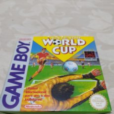 Videojuegos y Consolas: WORLD CUP GAME BOY NINTENDO VERSIÓN ESPAÑA. Lote 210761662