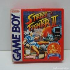Videojuegos y Consolas: NINTENDO GAME BOY STREET FIGHTER II CON CAJA ORIGINAL Y MANUAL DE INSTRUCCIONES.. Lote 210937864
