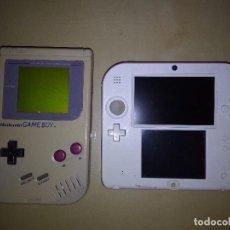 Videojuegos y Consolas: LOTE NINTENDO (GAME BOY- GAMEBOY) Y NINTENDO 2DS. Lote 210951315