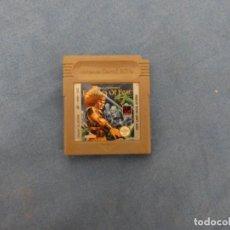 Videojuegos y Consolas: GAMEBOY CLASSIC PROBADO Y FUNCIONANDO WIZARDS AND WARRIORS FORTRESS OF FEAR. Lote 211491190