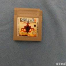 Videojuegos y Consolas: GAMEBOY CLASSIC PROBADO Y FUNCIONANDO CHOPLIFTER 2 RESCUE SURVIVE. Lote 211491259