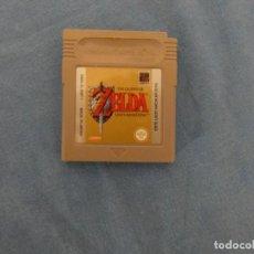 Videojuegos y Consolas: GAMEBOY CLASSIC PROBADO Y FUNCIONANDO ZELDA ESP BATERIA OKEY. Lote 211491710