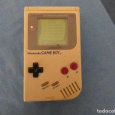 Videojuegos y Consolas: GAMEBOY CLASSICA BUEN SONIDO FUNCIONA BIEN G19238800. Lote 211491876