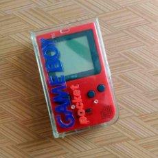 Videojuegos y Consolas: GAMEBOY POCKET CON CAJA EN BUENAS CONDICIONES. Lote 211738605