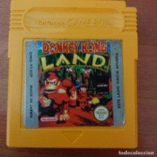 Videojuegos y Consolas: DONKEY KONG LAND GAME BOY CARTUCHO. Lote 211826867