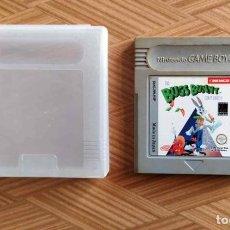 Videojuegos y Consolas: BUGS BUNNY GAMEBOY PAL ESPAÑA CON ESTUCHE PLASTICO. Lote 211946676