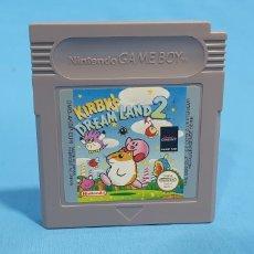 Videojuegos y Consolas: JUEGO GAME BOY NINTENDO - KIRBY'S DREAM LAND 2. Lote 213140000