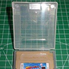 Videojuegos y Consolas: JUEGO GAME BOY - MEGA MAN III 3 MEGAMAN - PAL ESPAÑA. Lote 214016452