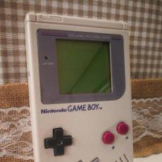 Videojuegos y Consolas: CONSOLA GAME BOY CLASICA CON CARTUCHO 32 IN 1. Lote 214017305