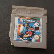 Videojuegos y Consolas: JUEGO NINTENDO GAMEBOY MICRO MACHINES. Lote 214021648