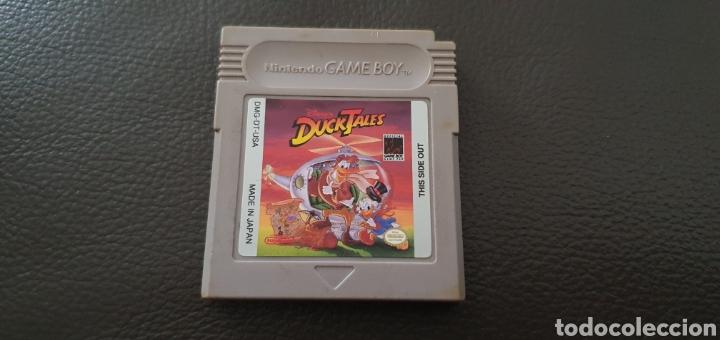 Videojuegos y Consolas: Juego Nintendo Gameboy Duck tales - Foto 3 - 214021750