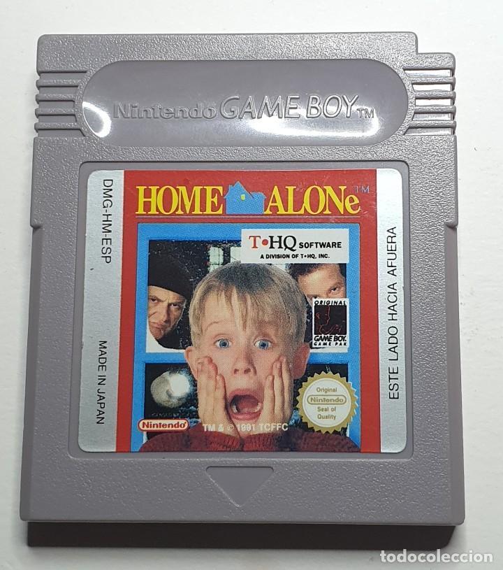 HOME ALONE *** JUEGO NINTENDO GAME BOY (Juguetes - Videojuegos y Consolas - Nintendo - GameBoy)