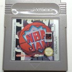 Videojuegos y Consolas: NBA JAM JUEGO NINTENDO GAME BOY. Lote 214047112