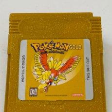 Videojuegos y Consolas: POKEMON GOLD NINTENDO GAME BOY. Lote 214099785