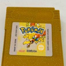 Videojuegos y Consolas: POKEMON EDICIÓN ORO GAME BOY. Lote 214099913