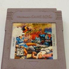 Videojuegos y Consolas: STREET FIGHTER II NINTENDO GAME BOY. Lote 214100026
