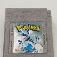 Videojuegos y Consolas: POKEMON EDICIÓN PLATA GAME BOY. Lote 214100812