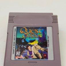 Videojuegos y Consolas: QUEST FOR CAMELOT GAME BOY. Lote 214100992