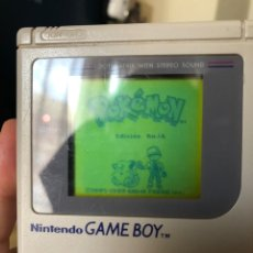 Videojuegos y Consolas: POKEMON ROJO CARTUCHO GAMEBOY CLASSIC FUNCIONANDO 1999. Lote 214103300