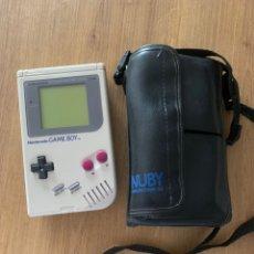 Videojuegos y Consolas: GAME BOY CLÁSICA DMG-01 CON BOLSA. Lote 214140882