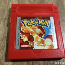 Videojuegos y Consolas: CARTUCHO JUEGO POKEMON ROJO GAME BOY. Lote 214760000