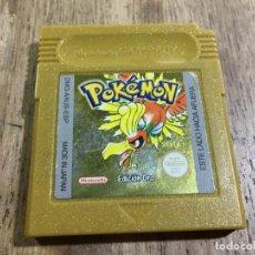Videojuegos y Consolas: CARTUCHO JUEGO POKEMON ORO GAME BOY. Lote 257571025
