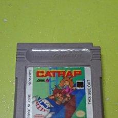 Videojuegos y Consolas: JUEGO CATRAP PARA NINTENDO GAMEBOY, GAME BOY. Lote 217130493