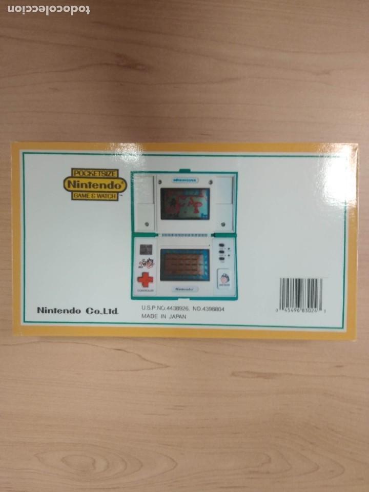 Videojuegos y Consolas: BOMB SWEEPER - GAME & WATCH Nintendo Caja repro - Foto 2 - 217447930