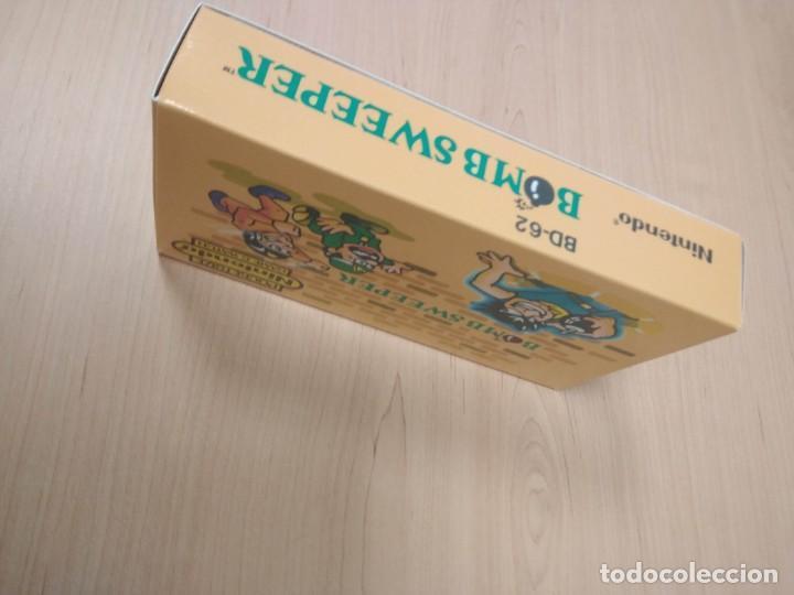 Videojuegos y Consolas: BOMB SWEEPER - GAME & WATCH Nintendo Caja repro - Foto 3 - 217447930