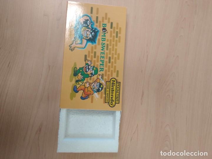 Videojuegos y Consolas: BOMB SWEEPER - GAME & WATCH Nintendo Caja repro - Foto 4 - 217447930