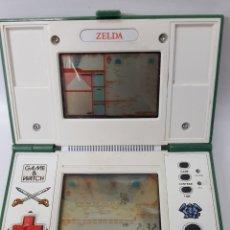 Videojuegos y Consolas: ZELDA NINTENDO GAME & WATCH MULTI SCREEN 1989 JAPÓN. Lote 217736746