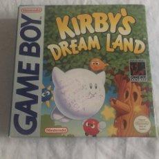 Videojuegos y Consolas: KIRBY'S DREAM LAND - 1ª EDICIÓN ERBE - PAL ESPAÑA - SOLO CAJA - VER FOTOS - NINTENDO. Lote 217964230